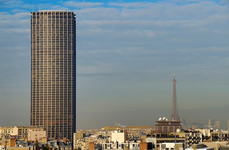 0 torre eiffel montparnasse parís