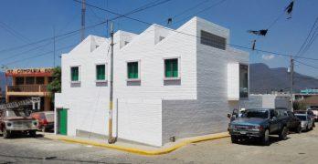Arquitectura Sin Fronteras: ampliación del centro de salud de San Juan Ostuncalco