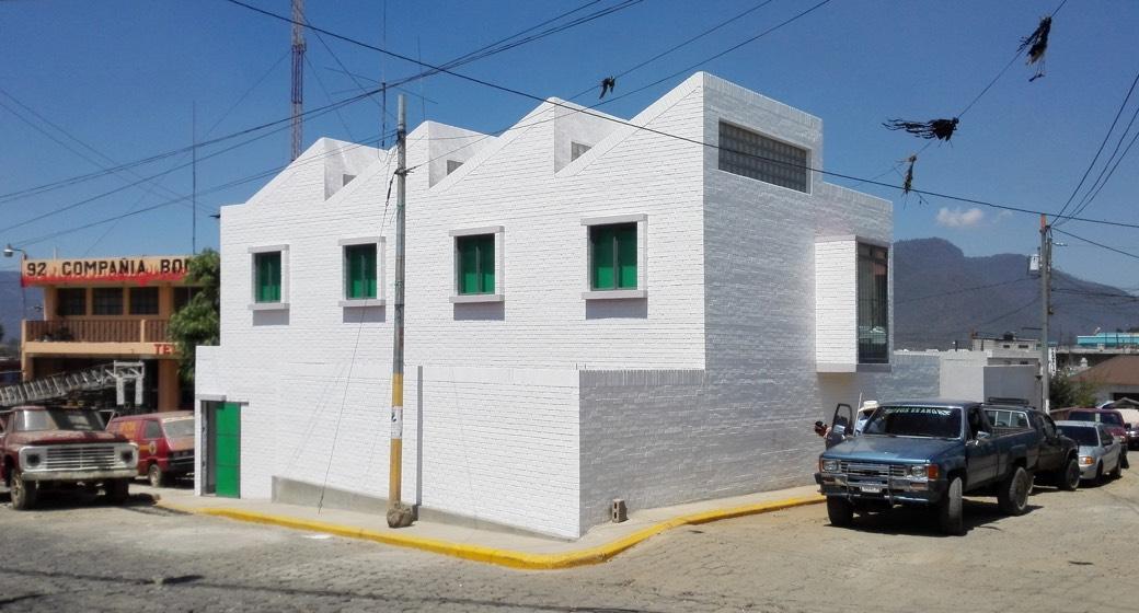 Ampliación del centro de salud de San Juan Ostuncalco