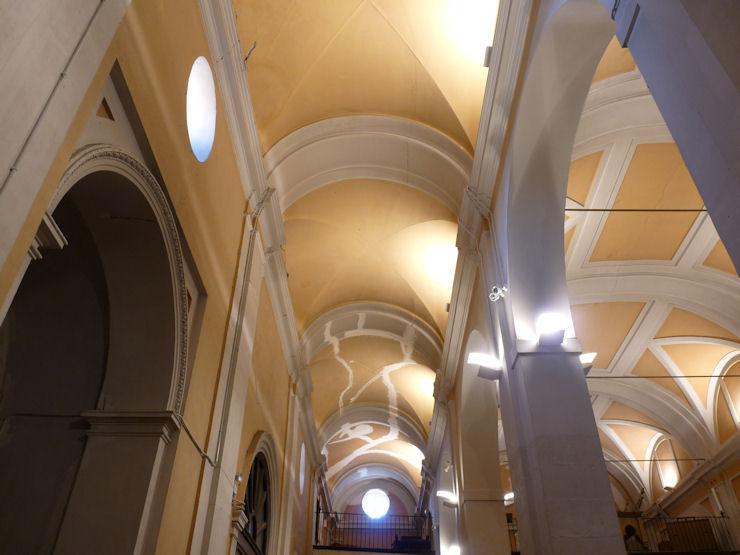 Iglesia de San Pedro ad Víncula en Vallecas – Estudio Patológico