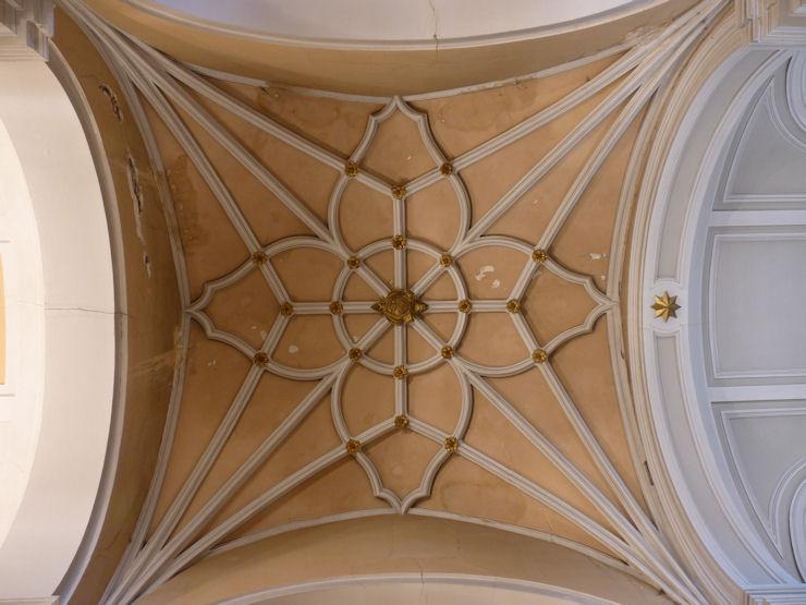 Iglesia de San Pedro ad Víncula en Vallecas – Levantamiento geométrico y constructivo