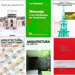 10 Libros esenciales para futuros arquitectos
