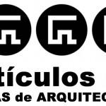 Artículo número 1000 en COSAS de ARQUITECTOS