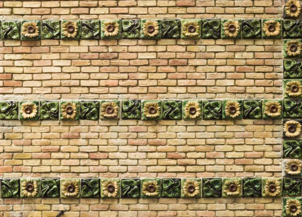 Mosaicos de El Capricho