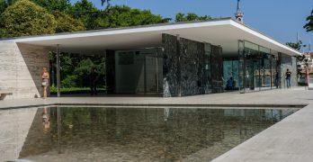 Arquitectura en contexto, pabellón alemán de Mies en Barcelona