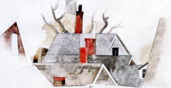Arquitectura y Ciudad en las pinturas de Charles Demouth