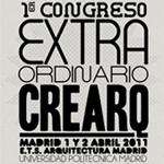 1er Congreso extraordinario CREARQ