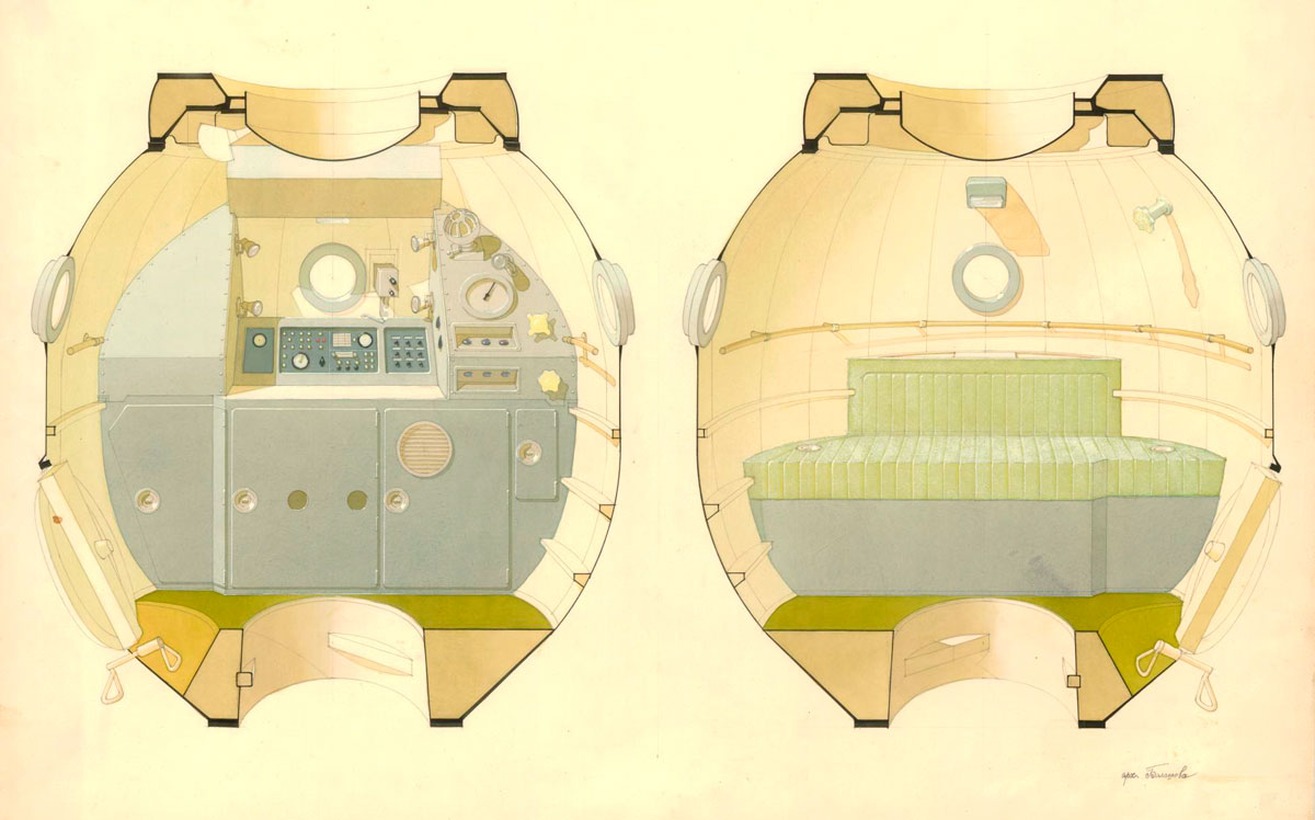 "Versión final de la ""Soyuz T"" (Union T)"