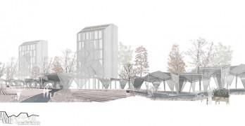 3Angle – Centro de regeneración del paisaje por Lucía Gómez-Martinho