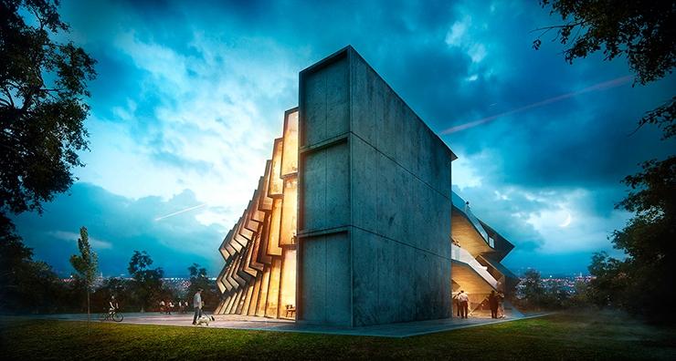 3d-arquitectura-hub 3d de arquitectura