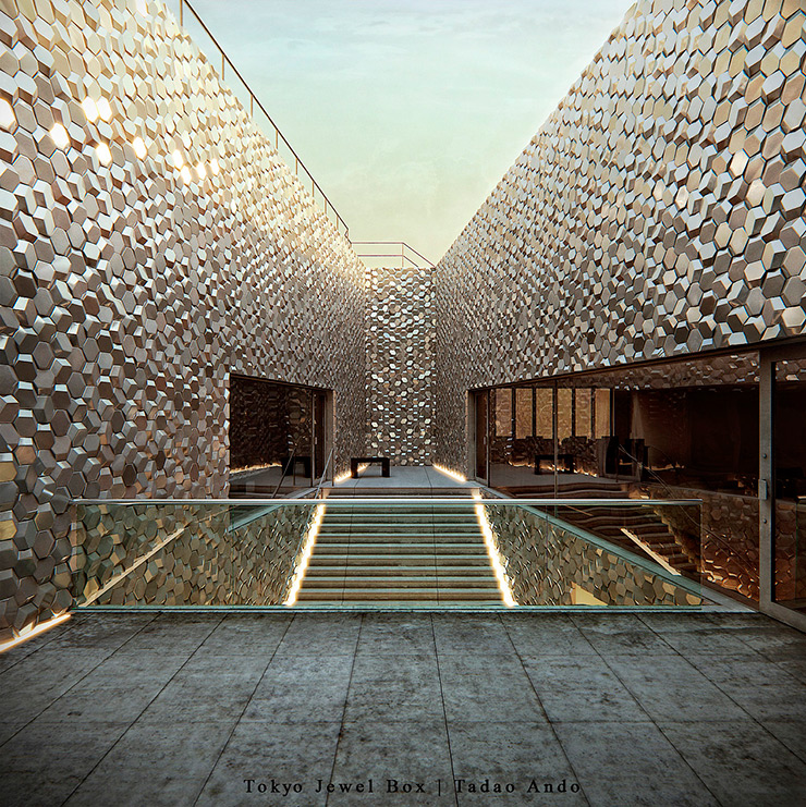 25 Renders 3d de Arquitectura que parece mentira que no sean realidad