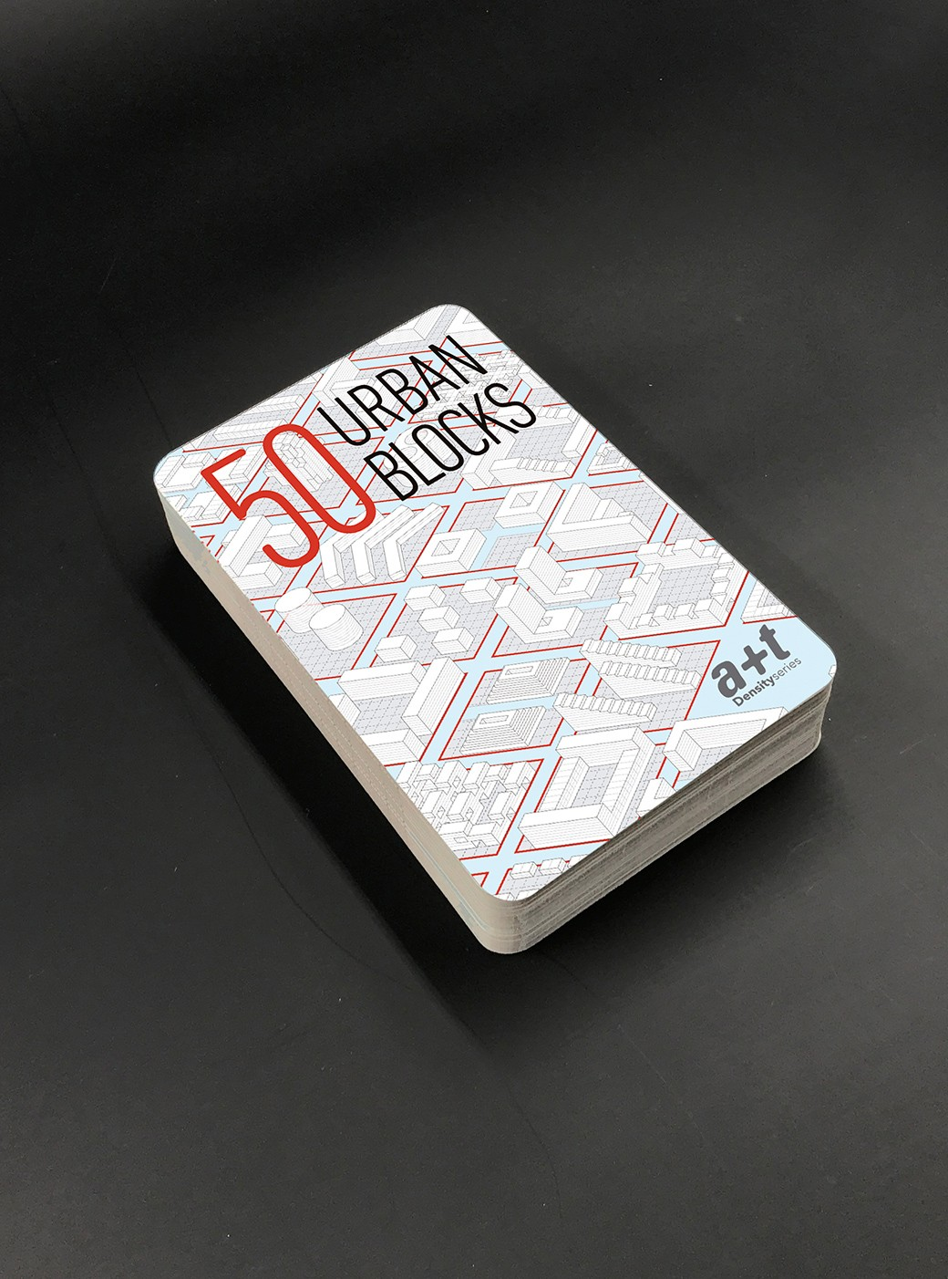 50 urban blocks cartas de arquitectura