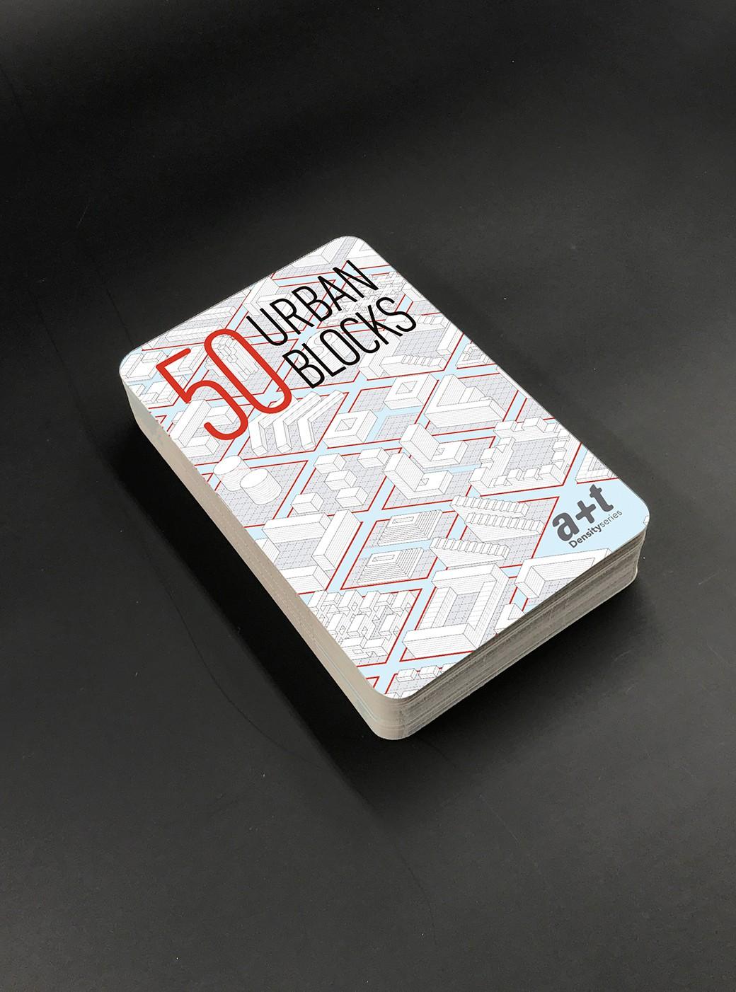 50 urban blocks cartas de arquitectura