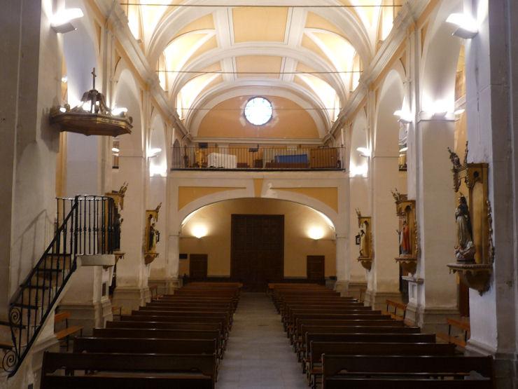 Iglesia de San Pedro ad Víncula en Vallecas – Memoria Histórica