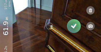 AR Measure - Medir distancias con el móvil