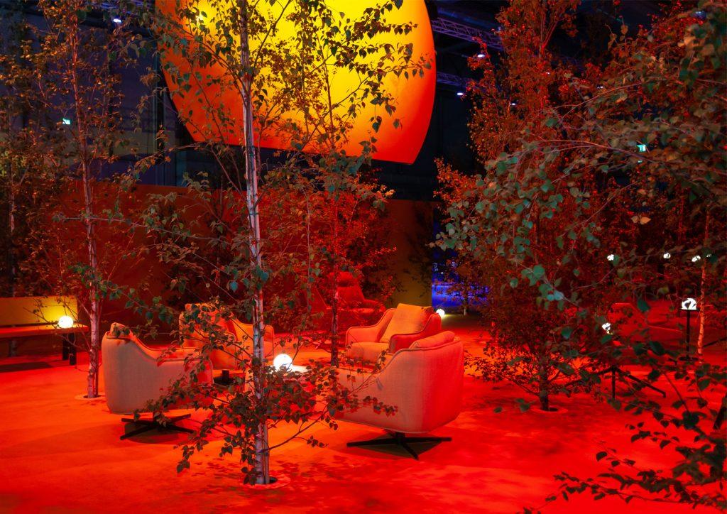 Sala VIP ARCO 2021 por Studio Animal, Toni Gelabert y Gonzalo del Val