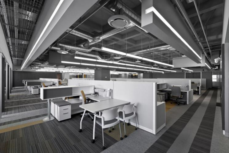 Interiorismo oficinas de Accesolab por usoarquitectura