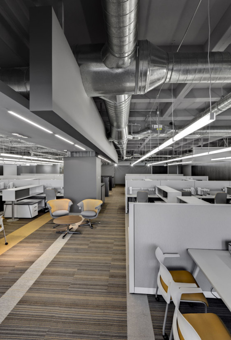Interiorismo oficinas de accesolab por usoarquitectura for Programa interiorismo