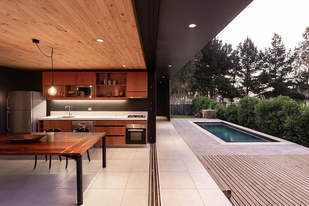 Aglae House AFARQ arquitectos