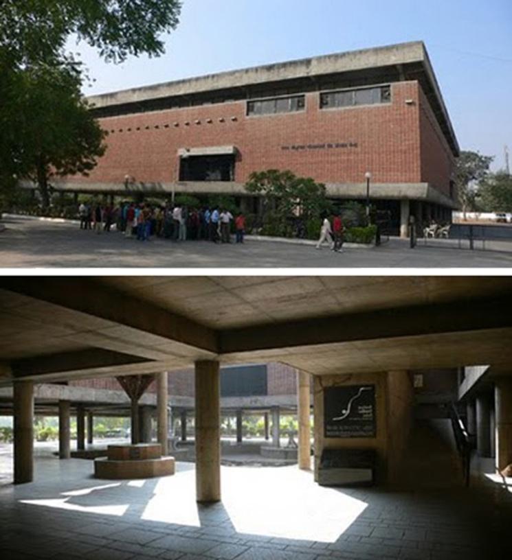 Museo de Ahmedabad – Le Corbusier – (1.953)