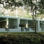 Air villa en Panamá por Haiko Cornelissen