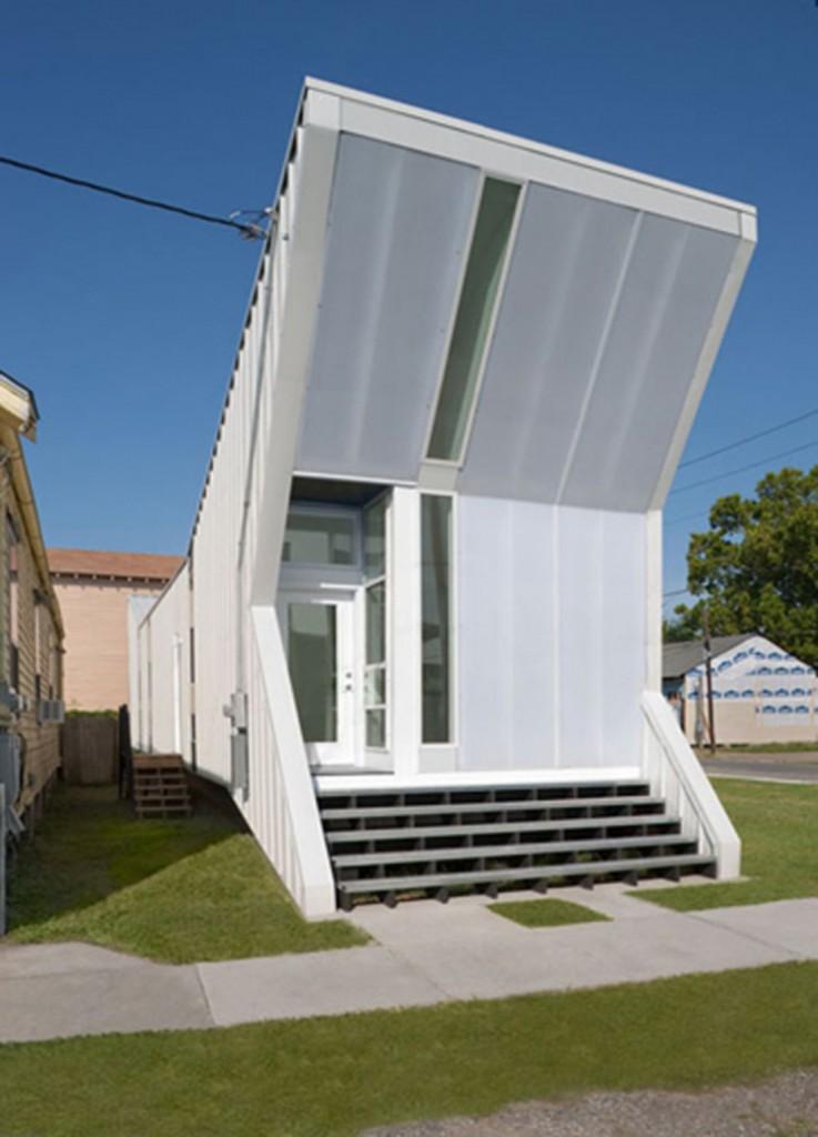 casa aligator prefabricada