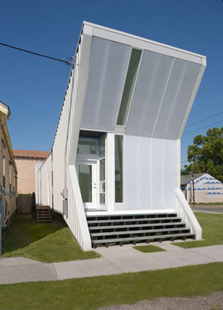 Alligator House por Building Studio