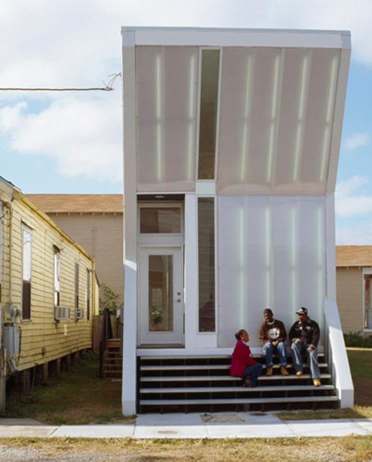 Alligator House por Building Studio