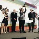 Andrés Jaque premiado en la Bienal de Venecia
