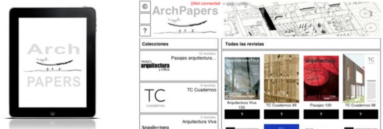 ArchPAPERS, tu librería en la nube