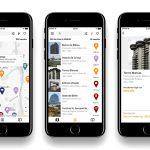 ArchiMaps | aplicación de guías de arquitectura para movil y tablet