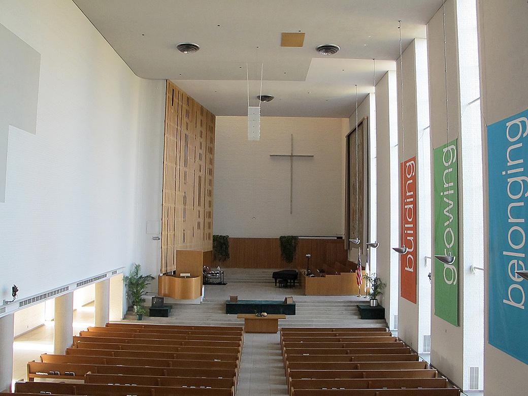 El Architecture Program De Eero Saarinen Para Irwin Miller