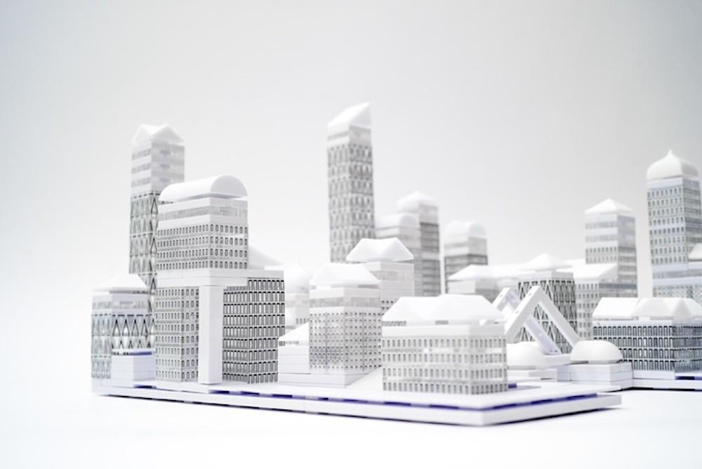 Arckit, juego de construcción para diseñar ciudades