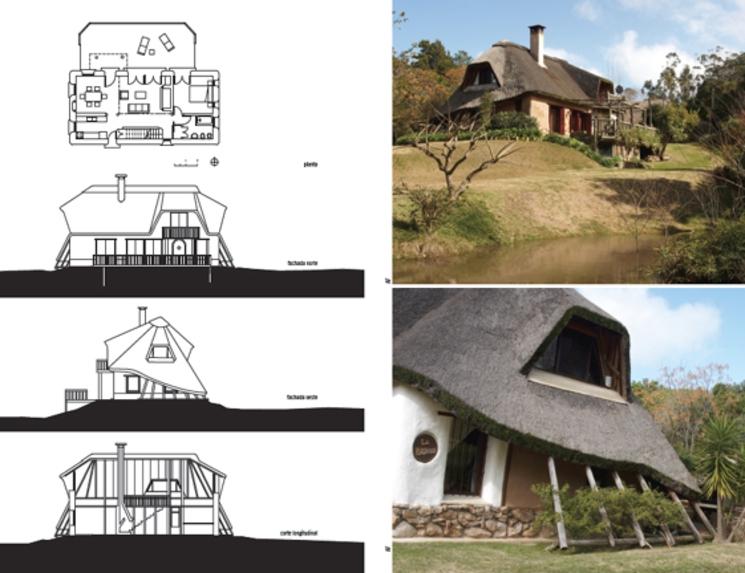 Arquitectura con tierra en Uruguay