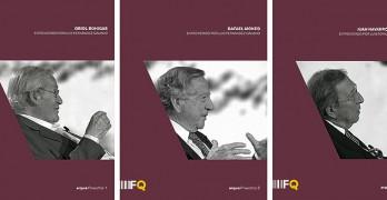 Documentales Arquia Maestros: Bohigas, Moneo y Navarro Baldeweg