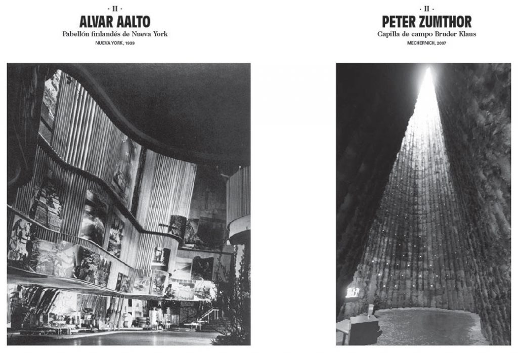 Arquitectura Comparada Aalto Zumthor