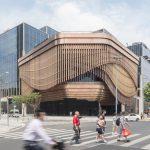 Arquitectura como producto bund finance center shanghai