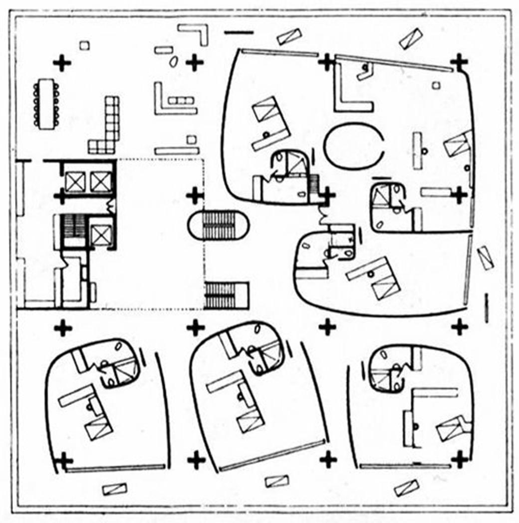 Arquitectura comparada le corbusier