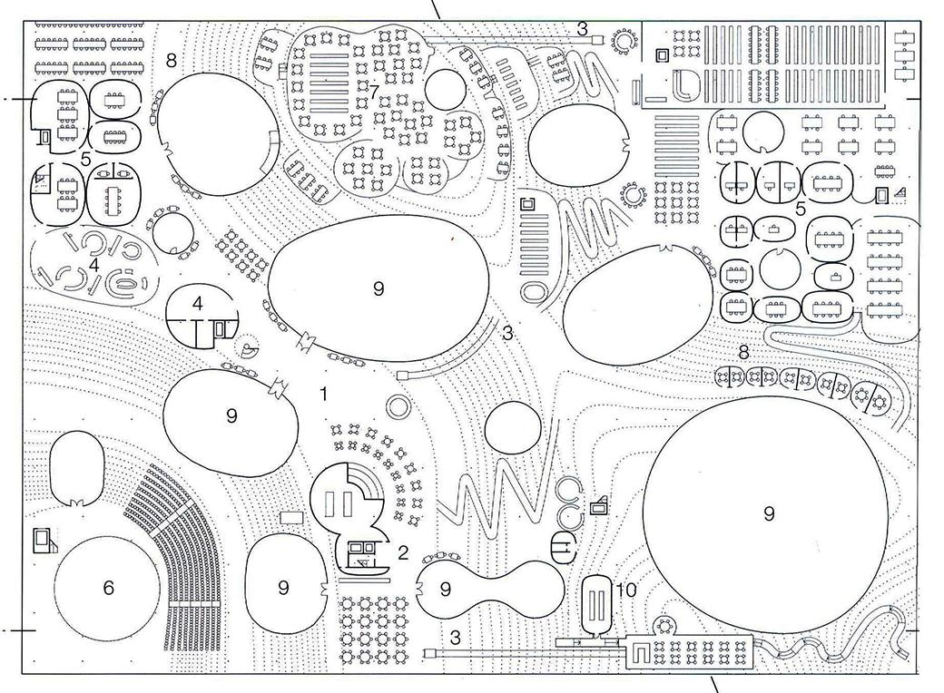 Arquitectura comparada sanaa centro rolex