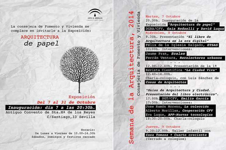 Arquitectura de papel | Del papel al libro electrónico