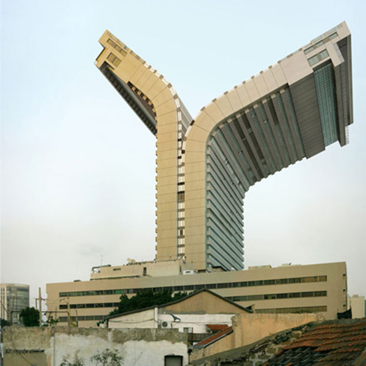 Arquitecturas retocadas con Photoshop