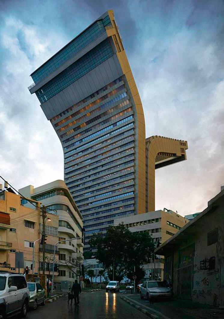 arquitectura photoshop Victor Enrich