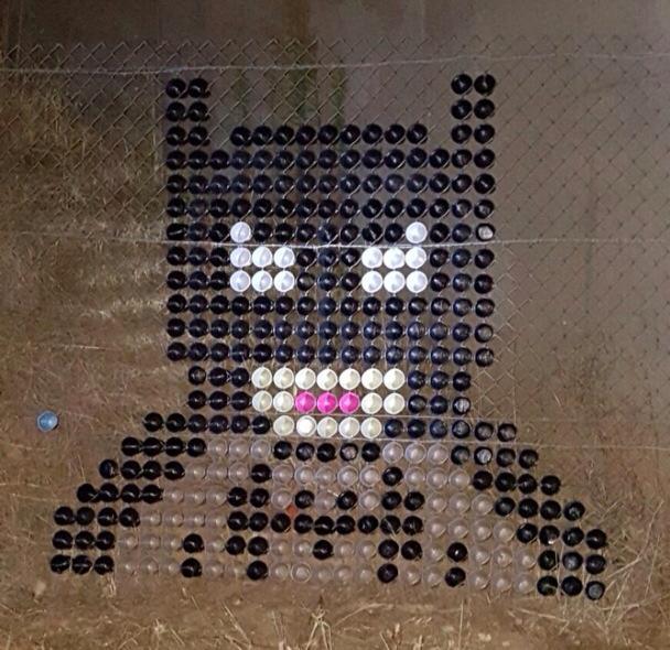 Arte Pixelado - Gobi Family