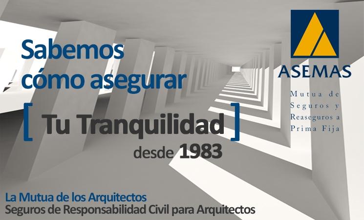 ASEMAS, un seguro para arquitectos por arquitectos
