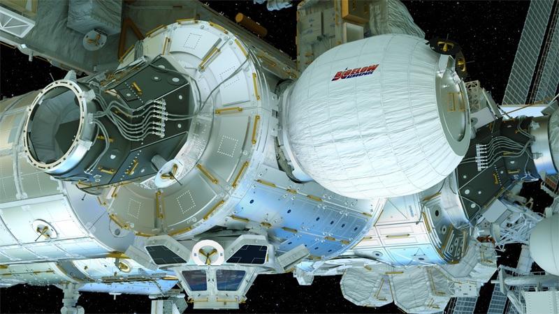BEAM, la primera estructura inflable en el espacio