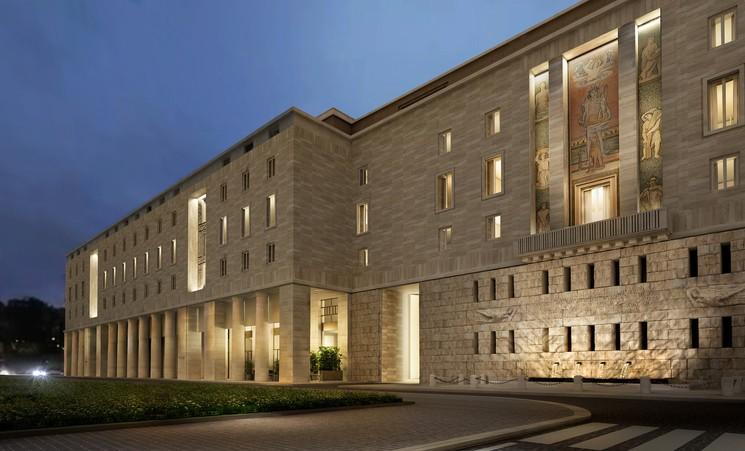 nuevo Bulgari Hotel Roma