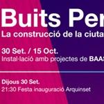"""BAAS (Jordi Badía) – """"Vacíos Persistentes"""" en Estudio Mínim"""