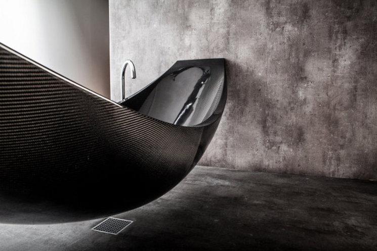 Bañera hamaca diseño