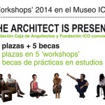 "5 Becas para estudiantes de arquitectura - ""The Architect is Present"""