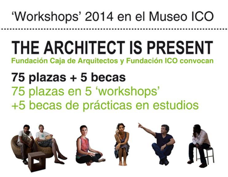 "5 Becas para estudiantes de arquitectura – ""The Architect is Present"""